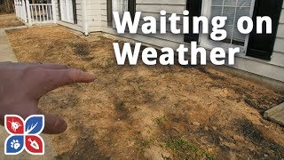 Do My Own Lawn Care - Waiting on Weather