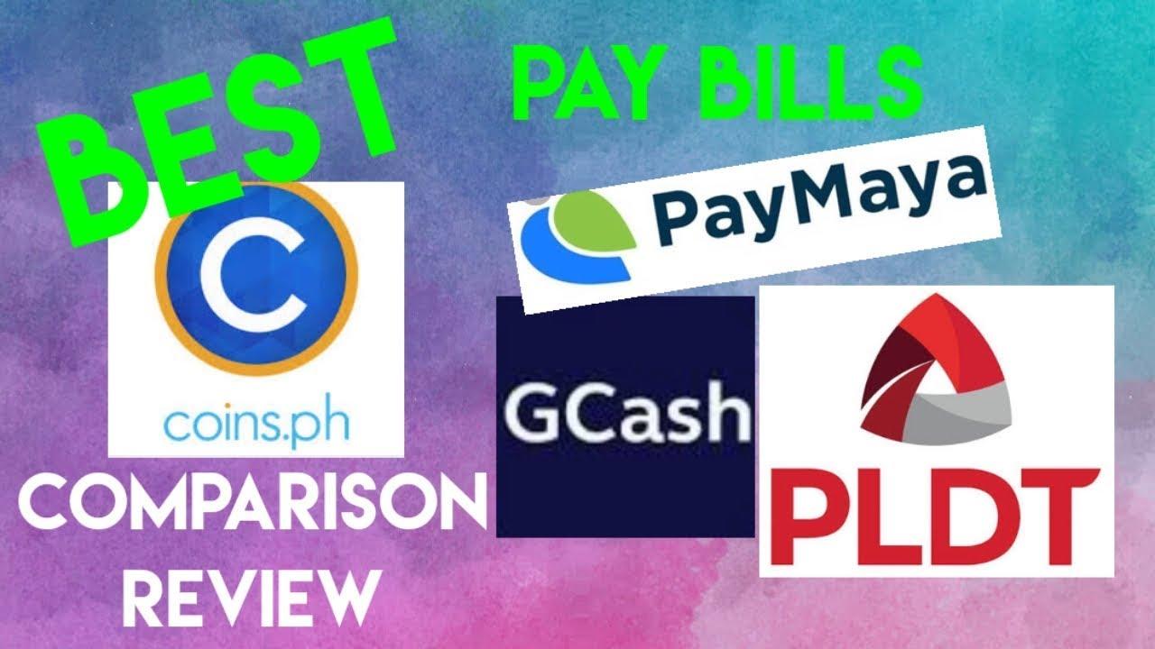 BEST PAY BILLS (PLDT) APP: GCASH, PAYMAYA, COINSPH COMPARISON REVIEW