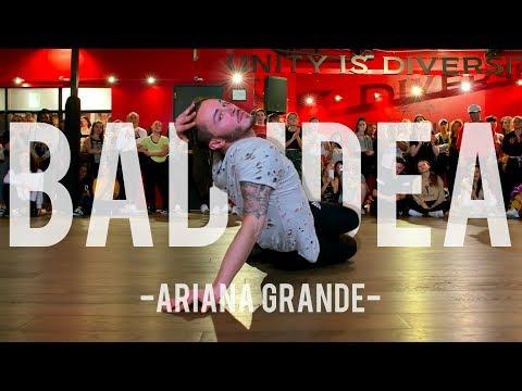 Ariana Grande - Bad Idea | Hamilton Evans Choreography