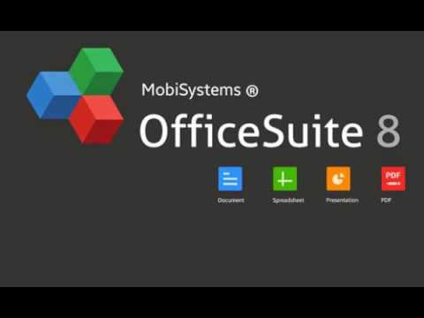 Descargar OfficeSuite 8 Pro apk full