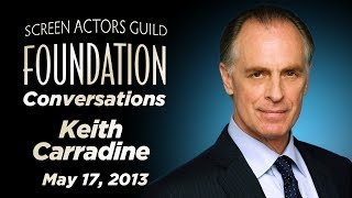 Conversations with Keith Carradine