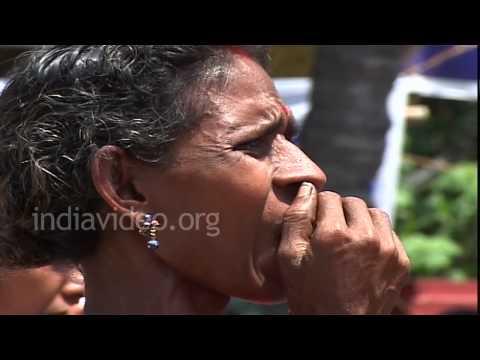 Sound of Kurava or Ululation