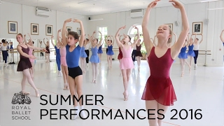 The Royal Ballet School Summer Performances at Opera Holland Park