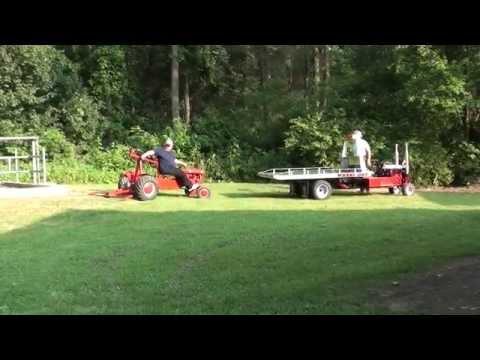 Wheel-Dan and Wheel Horse Wrecker