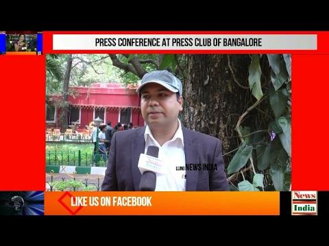 Bio Energy press Conference at Press Club of Bangalore
