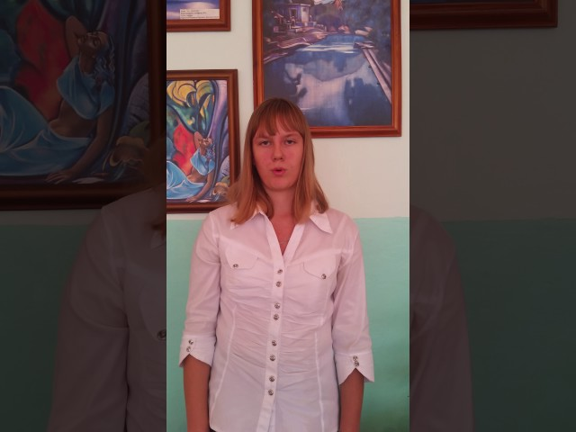 Изображение предпросмотра прочтения – АринаАвдонина читает произведение «Три пальмы (В песчаных степях аравийской земли…)» М.Ю.Лермонтова