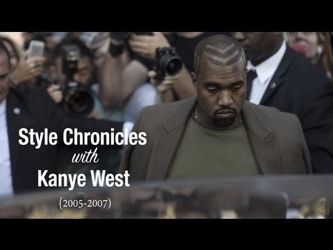 Kanye West's Top 10 Style Moments From 2005-2007