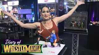 John Cena and Nikki Bella's custom Mattel PROPOSAL ACTION FIGURES revealed! - Diary of WrestleMania