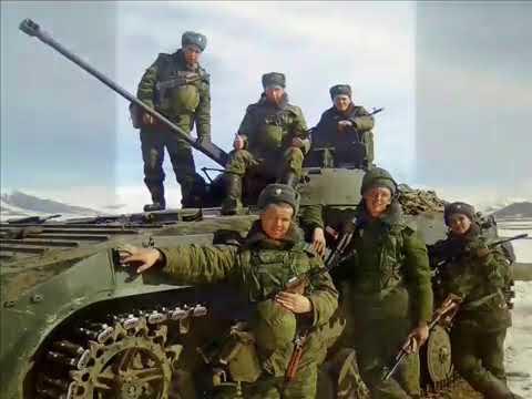 102 Военная база ГРВЗ СКВО,моя служба в Армении.
