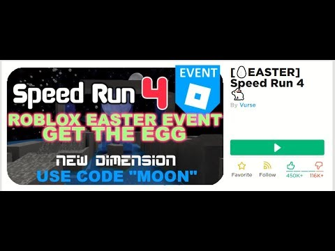 Speed Run 4 Easter Event