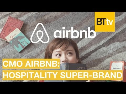 Airbnb's CMO On Creating the First Hospitality Super Brand | BrandTech TV talks | 7