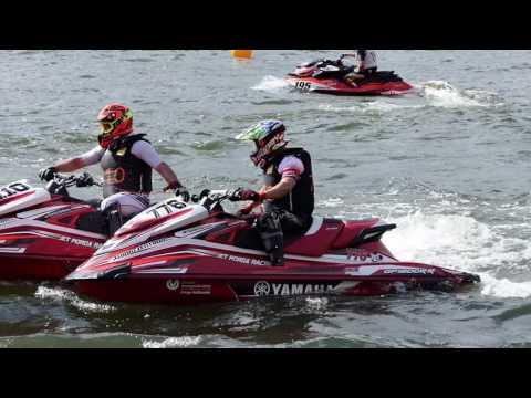 ADAC Motorbootrennen Brodenbach 2017 JET-Klasse 4K