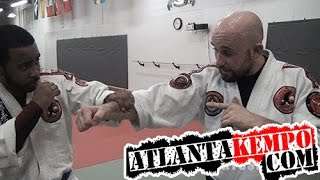 Tuite Jitsu (Joint Locking) and Baiting