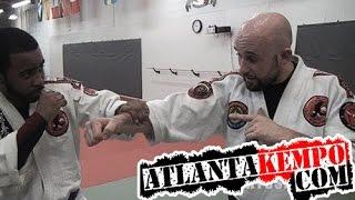 Tuite Jitsu (Joint Locking) and Baiting