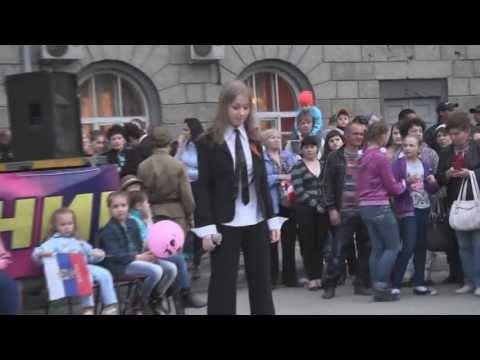 """Дарья Ярцева - """"Ветеранам минувшей войны"""" (live)"""
