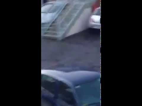 Fight in Waterford city