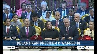 Kepala Negara Sahabat Hadiri Pelantikan Jokowi-Maruf Amin