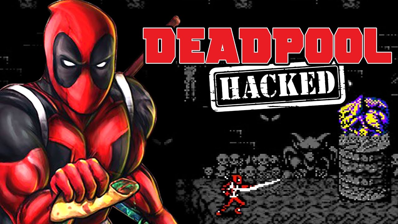 Deadpool (NES Hack) James and Mike Mondays — Cinemassacre
