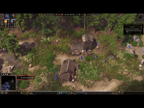 Let's Play Spellforce 3 - Liannon, Mission 2 - Part V |