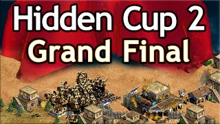 AoE2 Hidden Cup #2 | Grand Final AND Reveal!