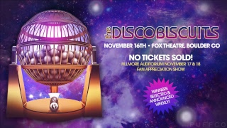The Disco Biscuits - 09/22/2017, Ford Amphitheater, Coney Island, NY