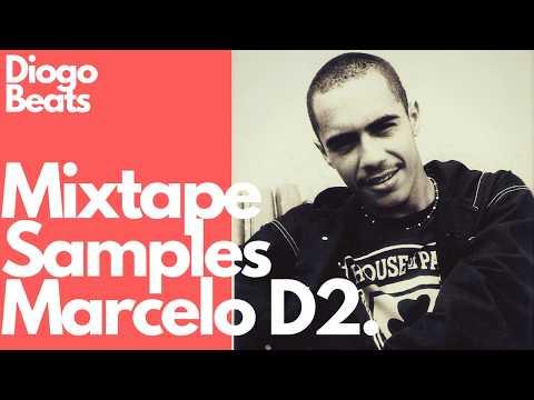 Marcelo d2 - Mixtape Samples