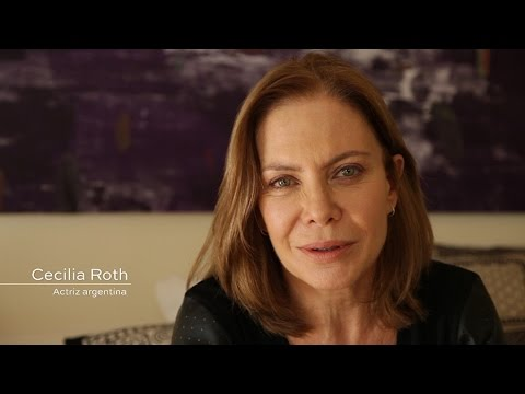 Conversaciones: Cecilia Roth Argentina