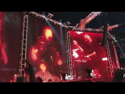 """Metallica - """"Hardwired"""" 5/19/17 Foxborough, MA"""