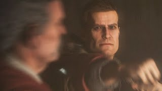 Blazkowicz Murders His Dad - Wolfenstein 2 The New Colossus