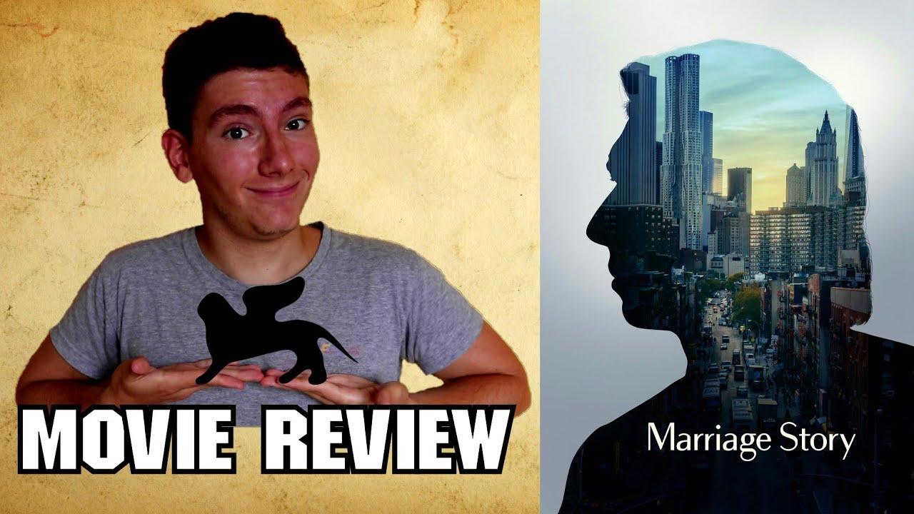 Marriage Story (2019) [Netflix Drama Movie Review]
