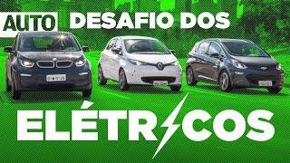 De SP ao RJ: Dirigimos 3 carros elétricos para testar autonomia, infra-estrutura e tempo de recarga