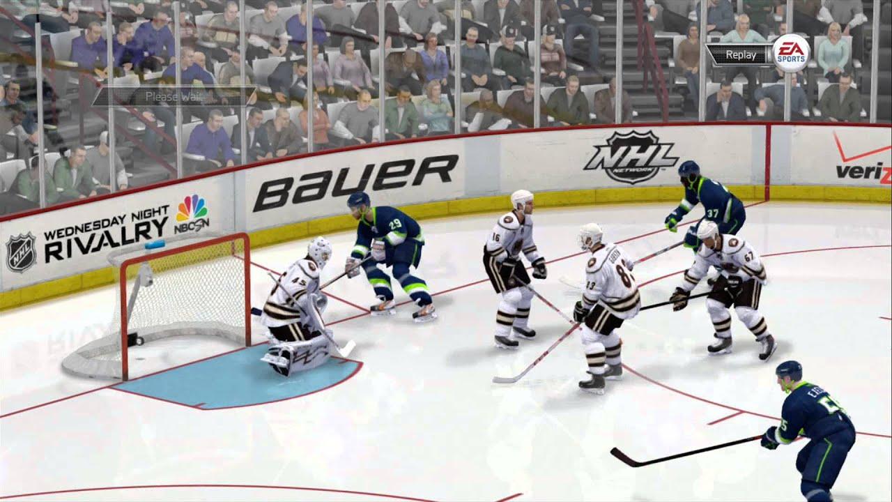 NHL 16 primește săptămâna viitoare seria
