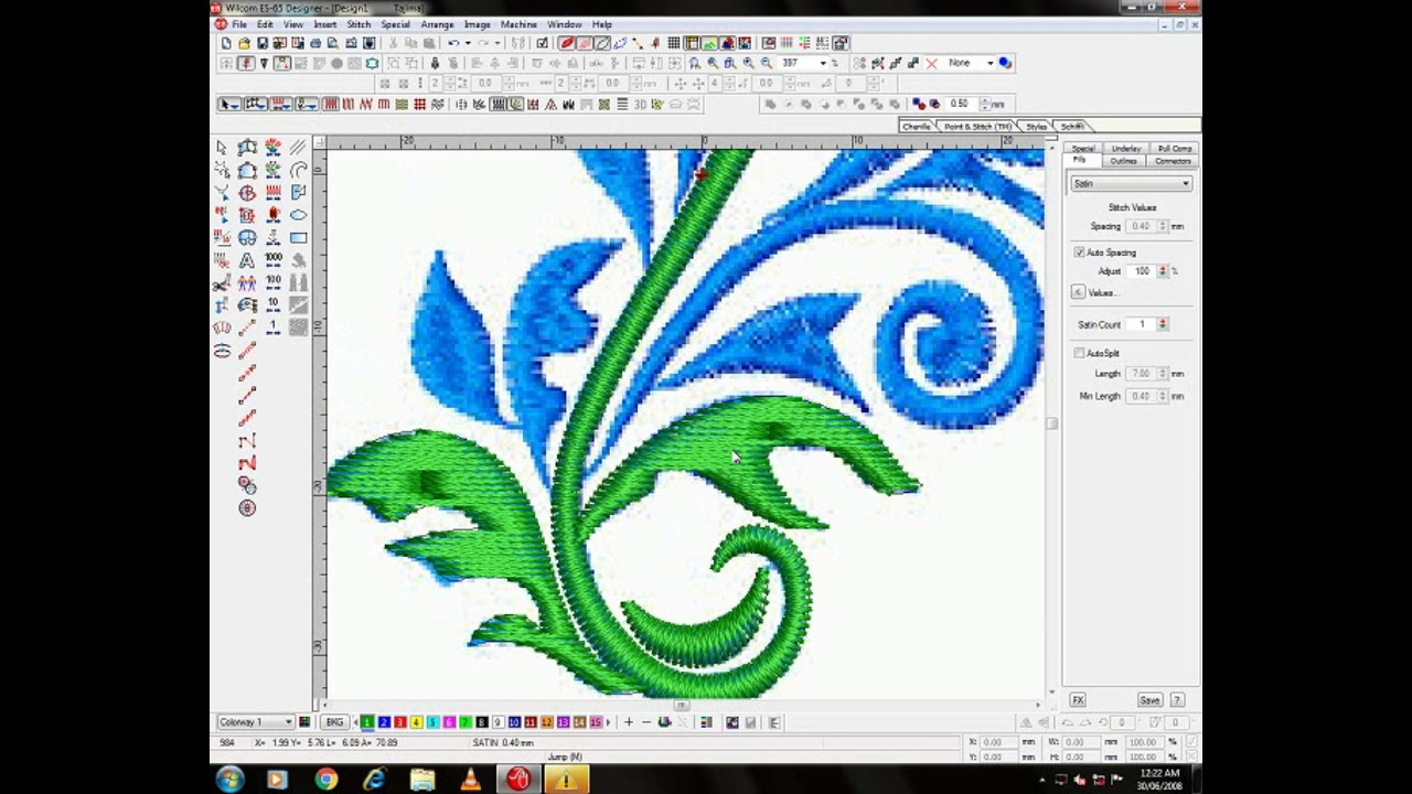Embroidery Software Wilcom | Embroidery & apparel ...
