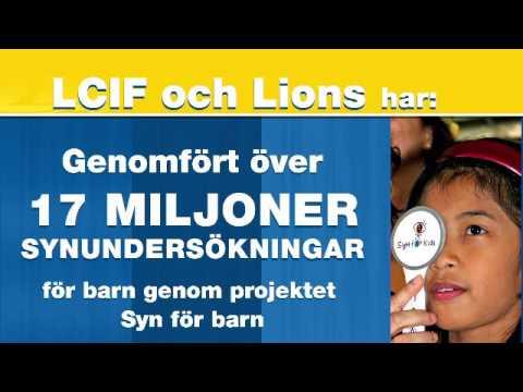 Lions clubs International är din stiftelse