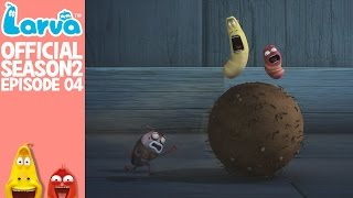[Official] Brown's Back! - Larva Season 2 Episode 4