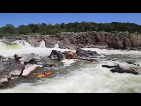 Great Falls Race, Potomac River