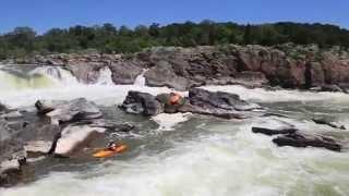 Great Falls Race, Potomac River