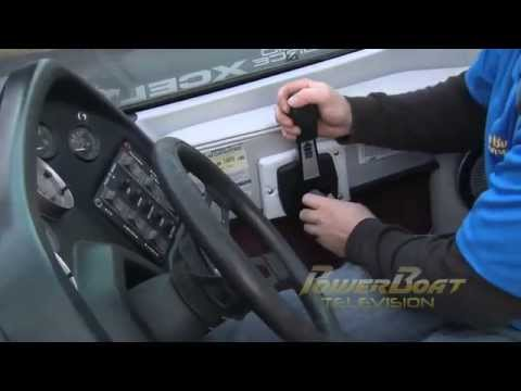 How To Replace A Shifter And Cables - PowerBoat TV
