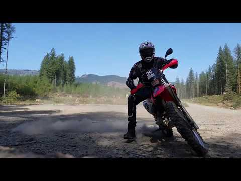 Dirtbiking Johns Creek Trails Washington Aug 17 2018