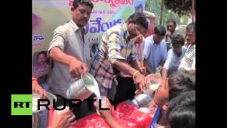 India: Andra Pradesh burns as heatwave continues and over 1,000 perish