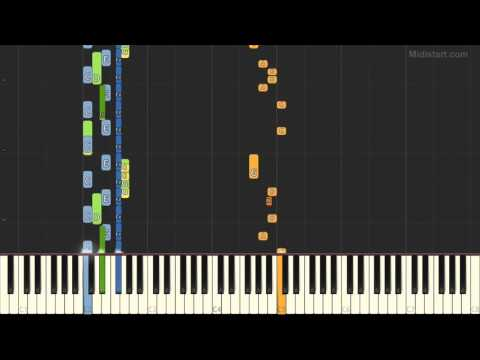 Tv Themes - The Muppet Show (Piano Tutorial) [Synthesia Cover]