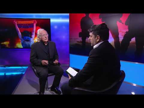 How the World May End -  John Pilger on Venezuela, Trump & Russia