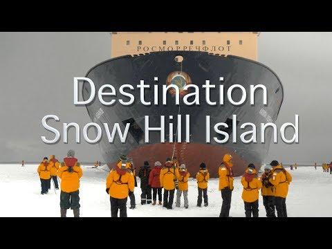 Destination Snow Hill Island