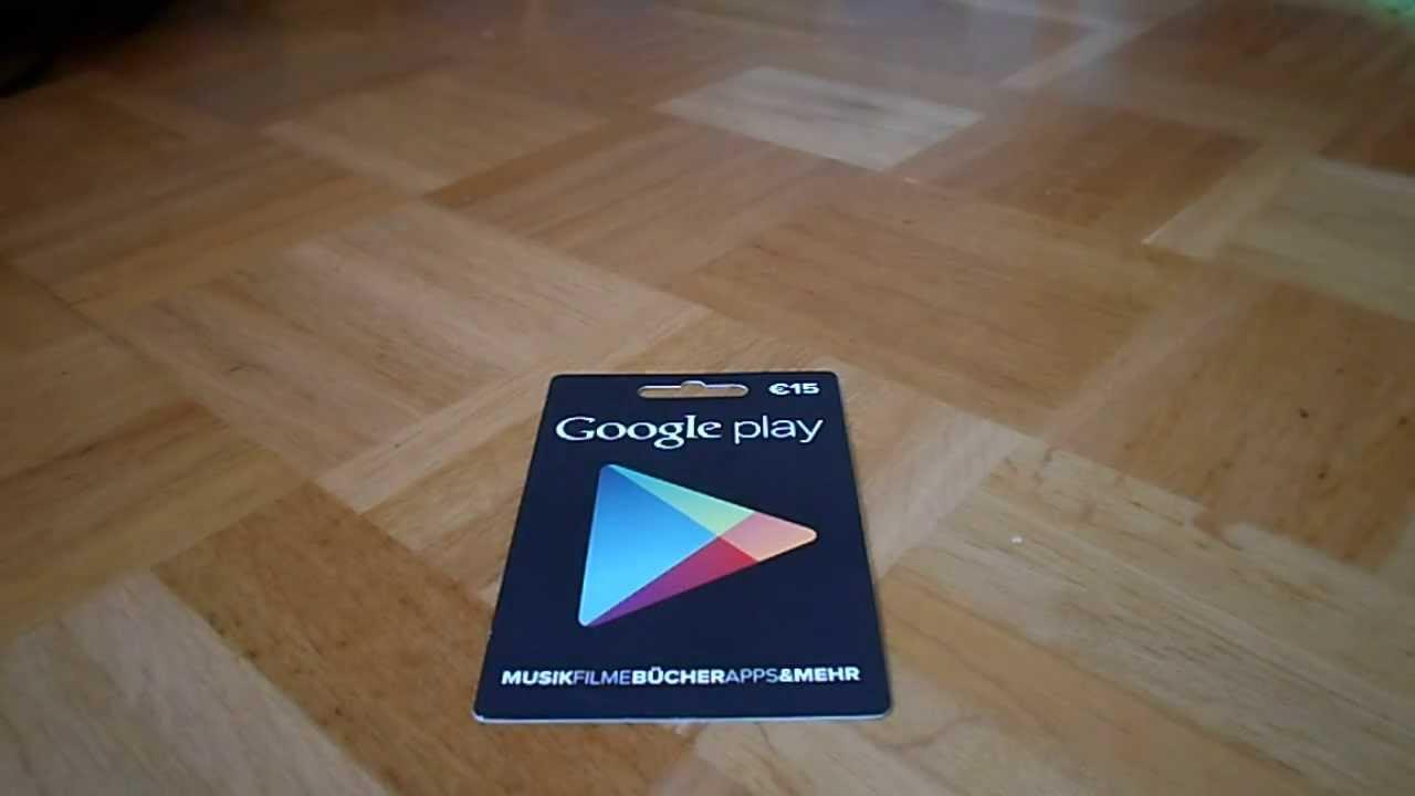 Paysafecard Bei Google Play Einlösen