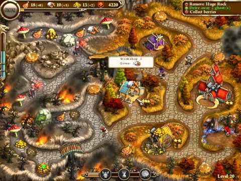 Northern Tale - Level 20 |