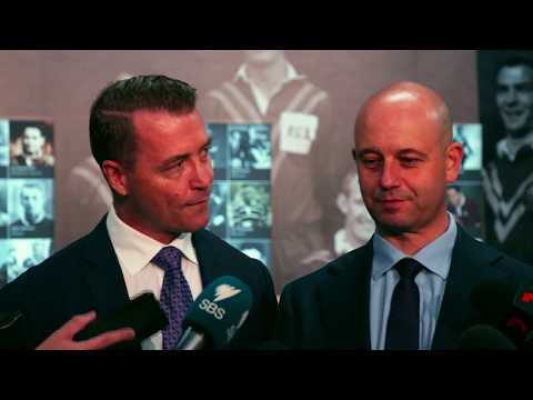 Steve Mitchell and Todd Greenberg press conference