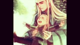 Thranduil & Legolas: Legolas