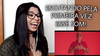REACT | HOMENAGEM AOS RELÍQUIAS 2.0 | DJ MATT-D (VIDEO CLIPE OFICIAL) GREE CASSUA