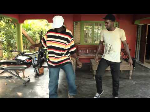 SOUP BONE TEACHES WAX HAR (BRAND NEW DANCEHALL DANCE 2012)