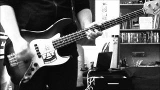 [Bass cover] RANCID - Young Al Capone